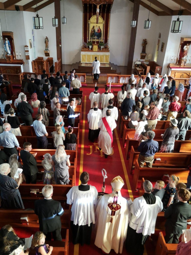 Una Voce Canada | Vancouver Traditional Mass Society